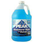 Windshield washer fluid